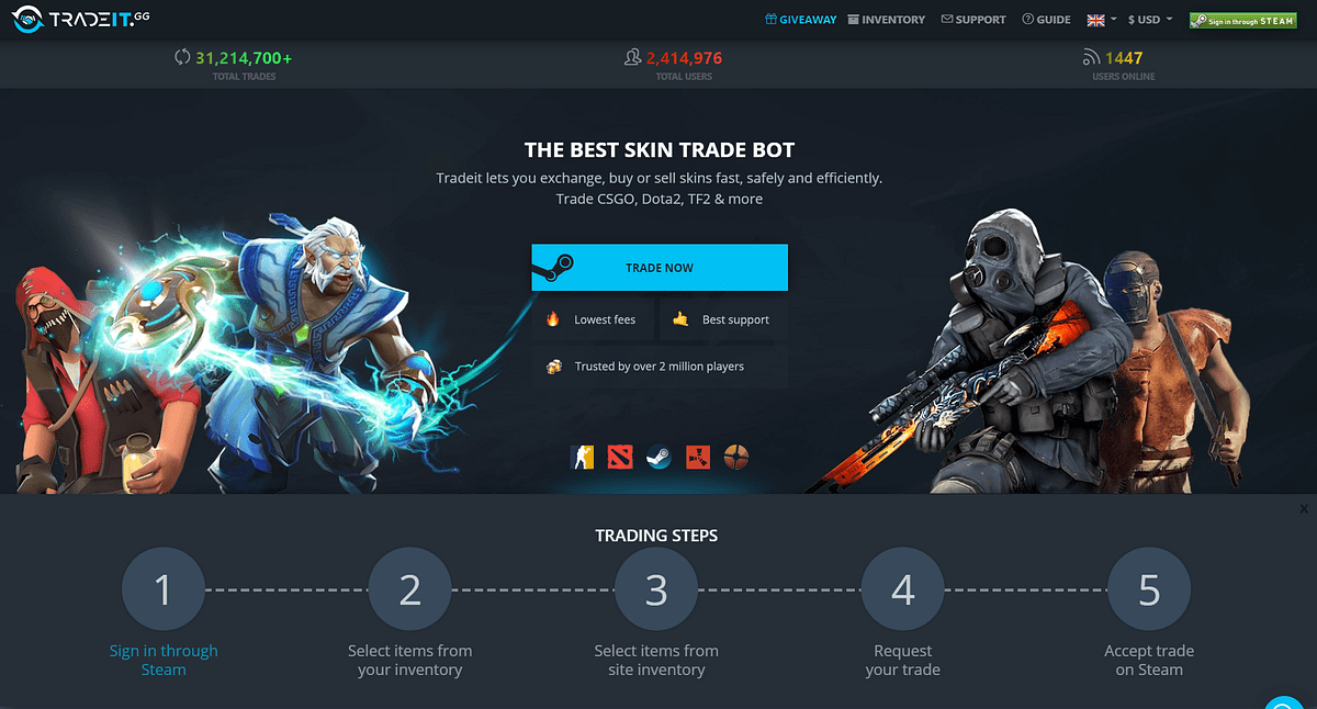 Find out how to make money through the rust trade post thumbnail image